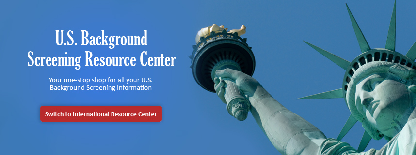 U.S. Background Screening Resource Center