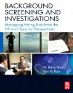 Managing Hiring Risk from the HR and Security Perspectives