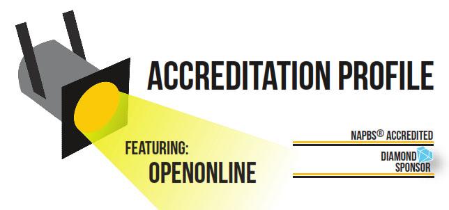OpenOnline_napbs_accreditation