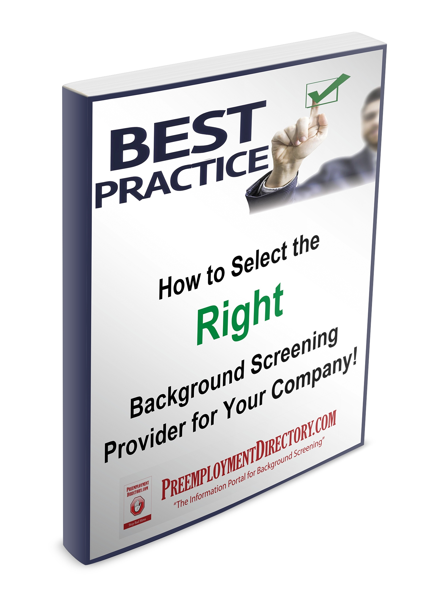 Background Screening Expert and Thought Leadership Insights -