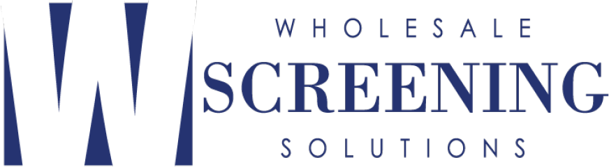 Wholesale Screening