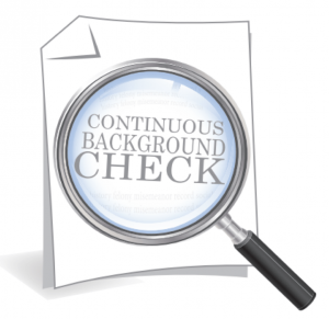 Continue Background Check