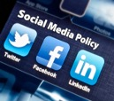 Background checking companies recommend employers have a social media screen policy